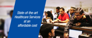 Healthcare services at an affordable cost